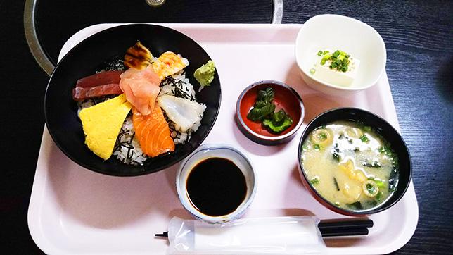 海鮮!!日替わり丼ランチ ¥650