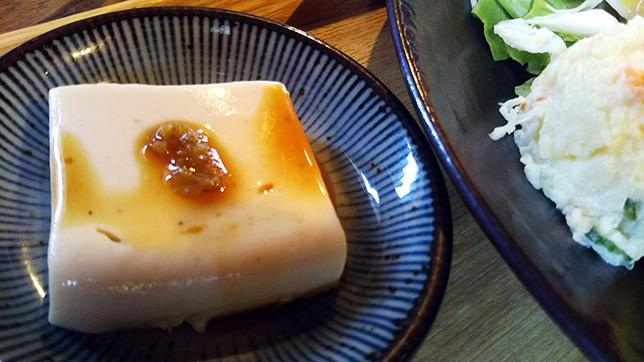 もちもち豆腐