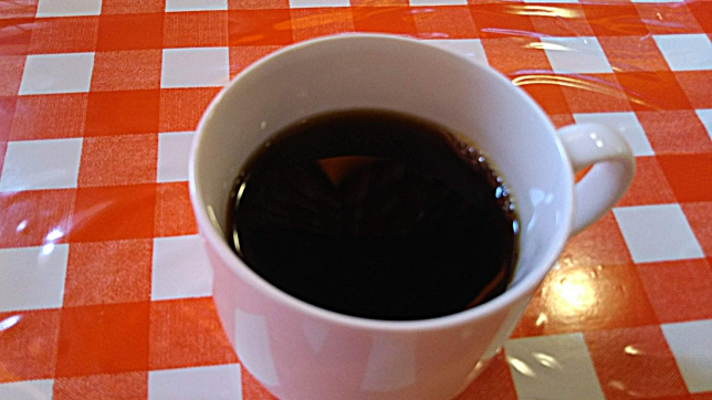 コーヒー縁