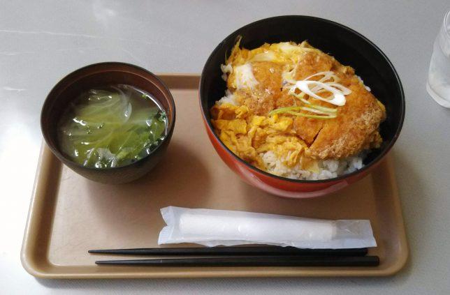 カツ丼 ¥480