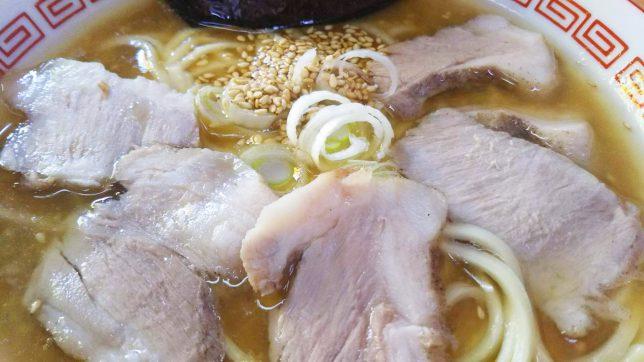 上海チャーシュー麺アップ