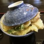 塩で食べる海鮮てんぷら 汐彩