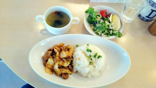 豚キムチ丼 ¥500