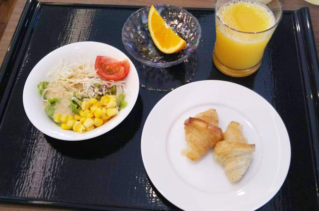 ロータス朝食プレート