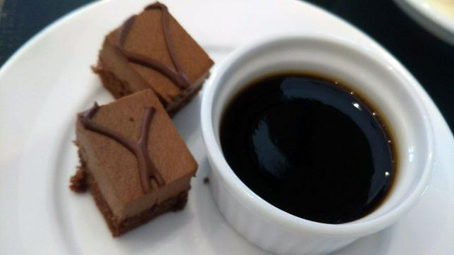 ロータスコーヒーゼリー