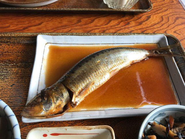 いづみ日替わり煮魚