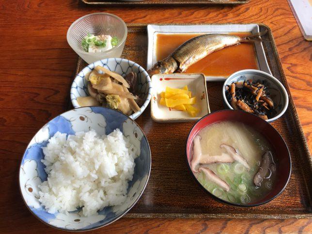 日替わり定食 ¥600