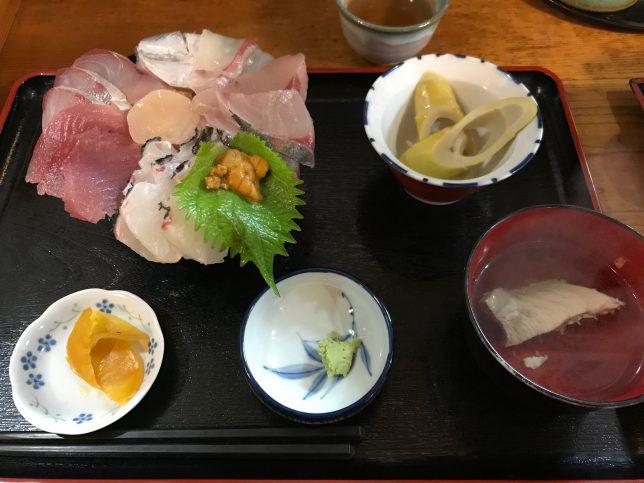食彩岬海鮮丼