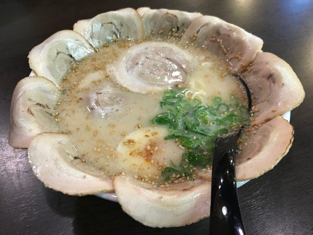 チャーシュー麺 ¥890