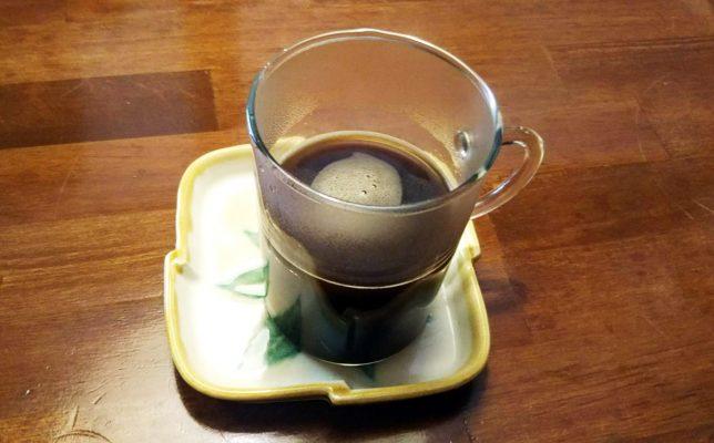 MIYAKOホットコーヒー