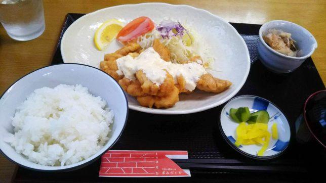 チキン南蛮定食 ¥690