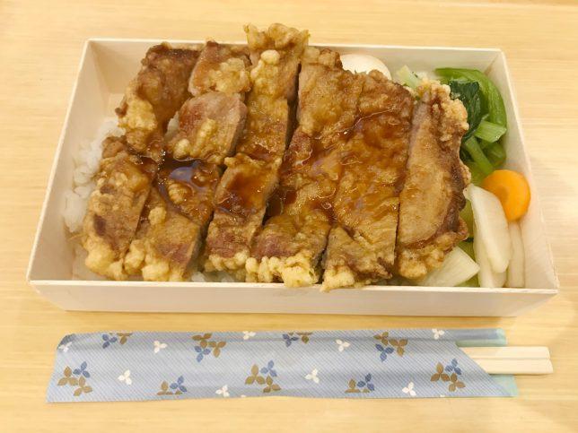 台湾トンカツ・パイクー弁当 ¥799