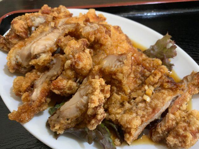 油淋鶏アップ2