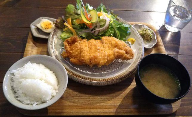 チキンカツ ¥1,000