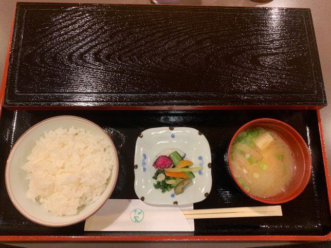 さが良のお弁当ランチ ¥800