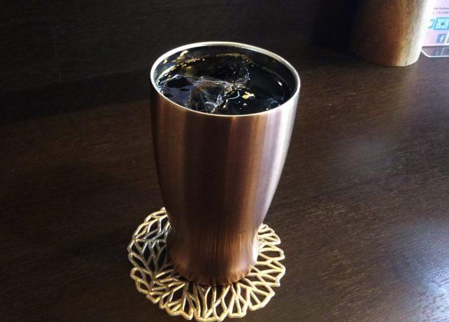 シエロブレンドアイスコーヒー