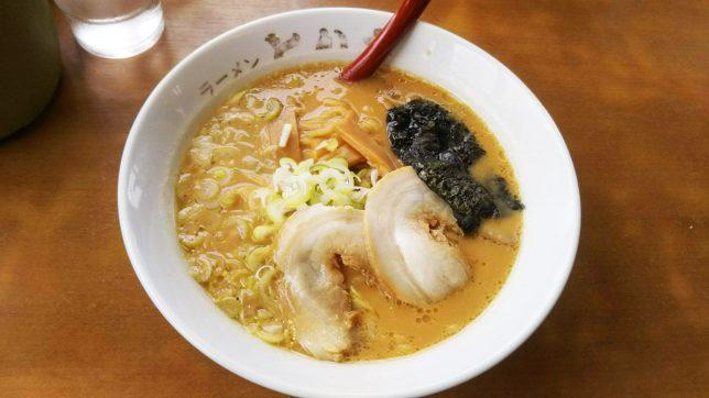 とん太麺 ¥550