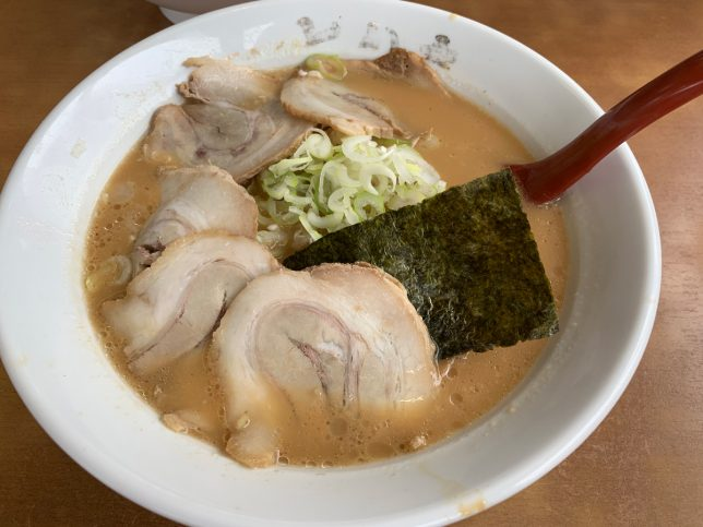 チャーシュー麺 ¥650
