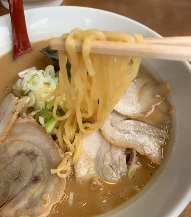 チャーシュー麺アップ