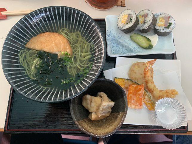 ソバ定 ¥770