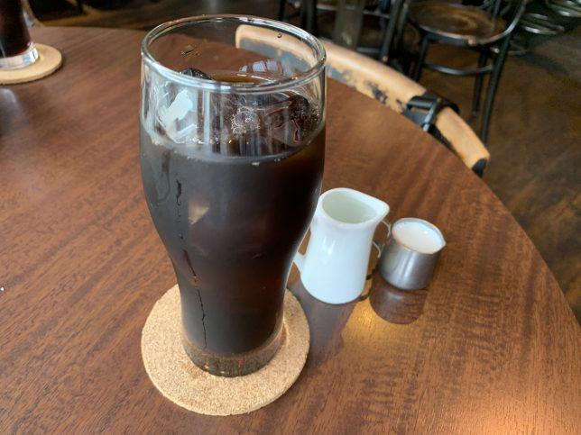 ペントハウスアイスコーヒー