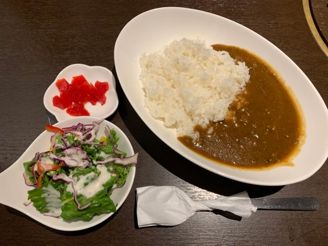 特製カレーライス ¥500