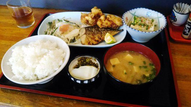 日替わり定食 ¥700