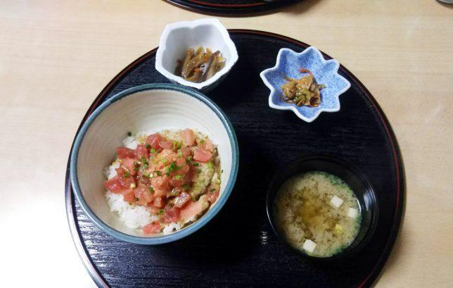 ひゅうが丼 ¥700