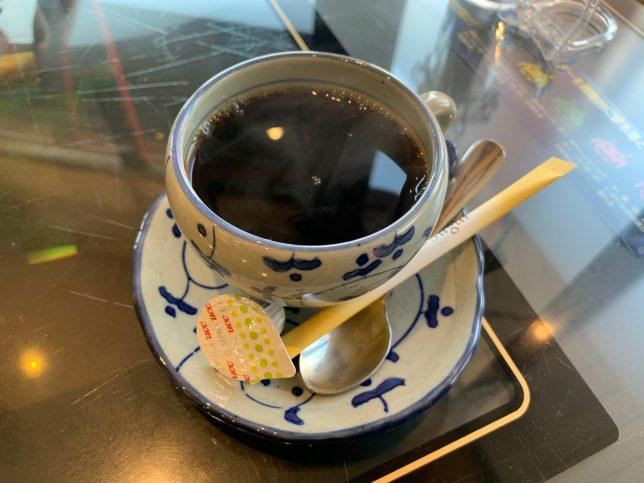 コーヒー(日替わり+¥100)