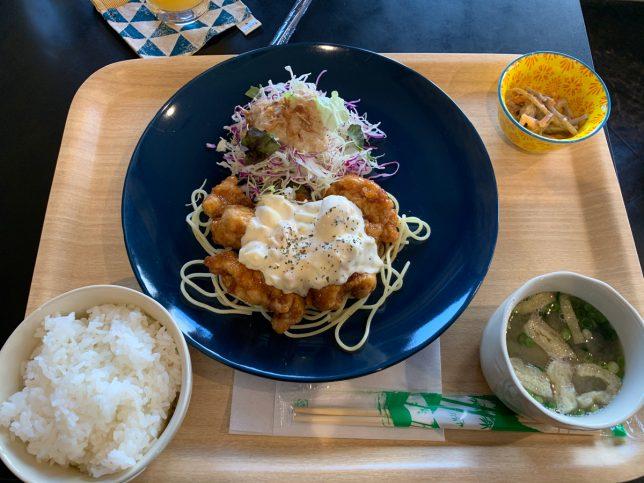 日替わり定食(チキン南蛮) ¥650