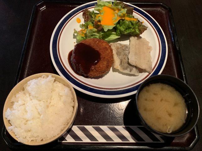ランチ ¥500