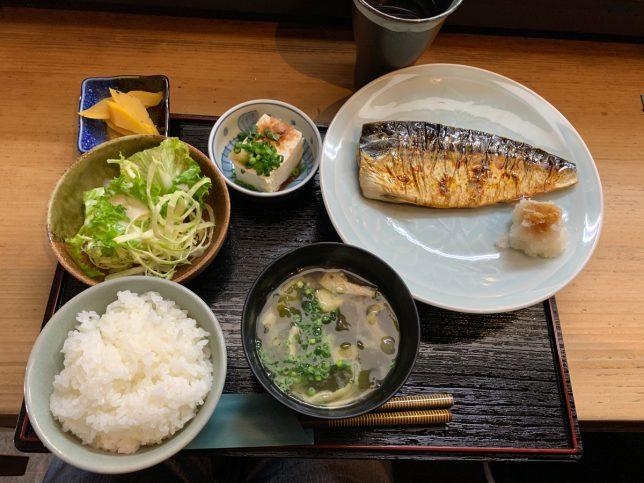 焼魚 ¥700