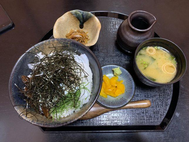 いか丼 ¥780