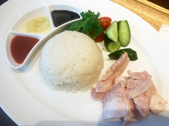 海南鶏飯(M) ¥780