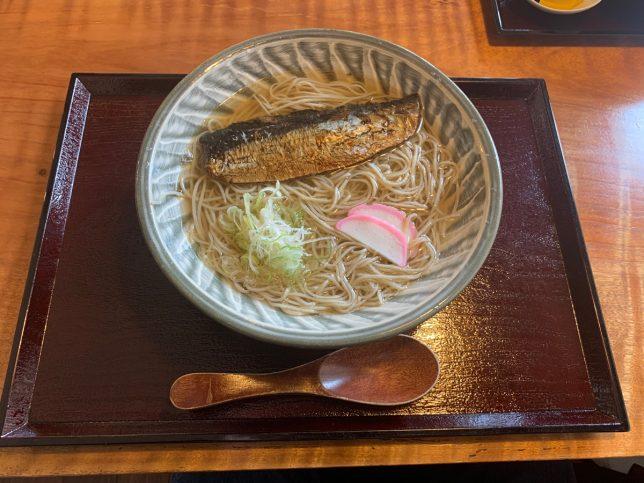 にしん蕎麦 ¥1,310