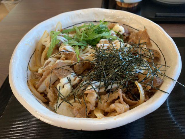 豚丼アップ1