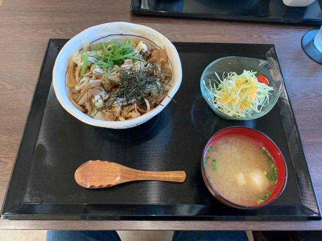 豚マヨ丼 ¥500