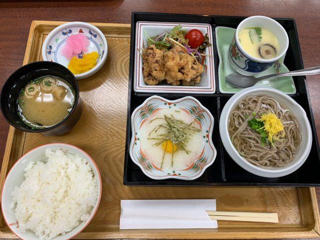山幸定食 ¥900