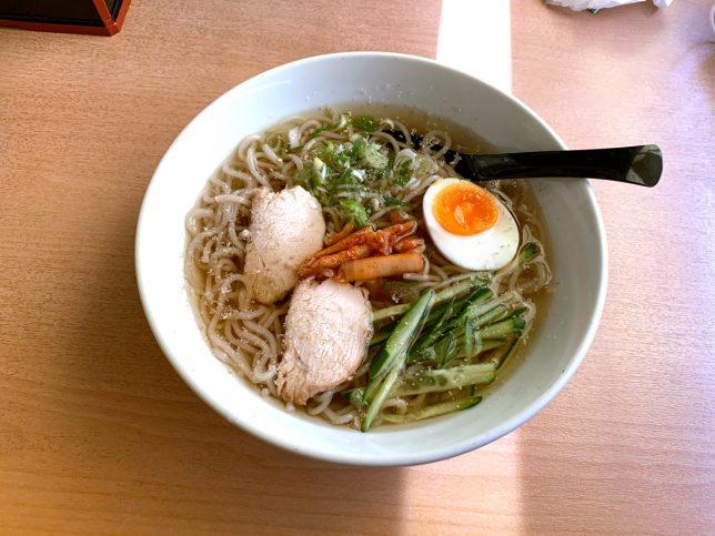冷麺 ¥700