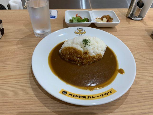 カレーライス ¥700