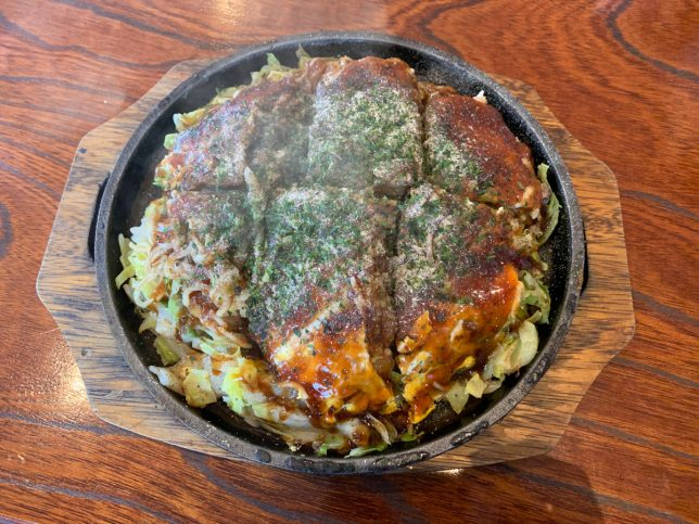 肉玉そば(1玉) ¥650