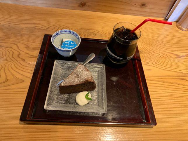 デザートドリンクセット +¥495
