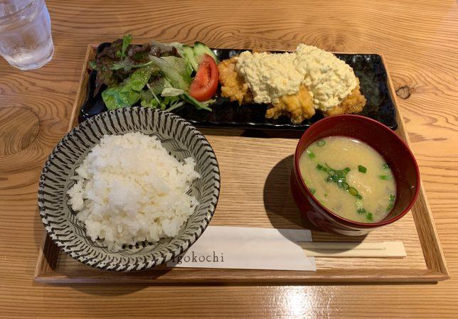 チキン南蛮定食 ¥550