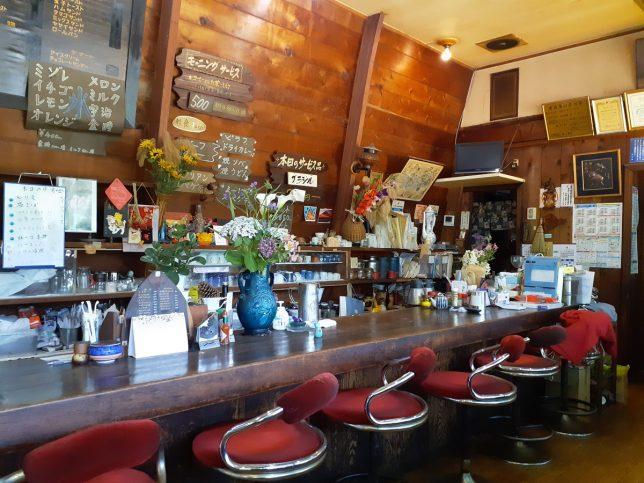 カナディアンコーヒー店内2