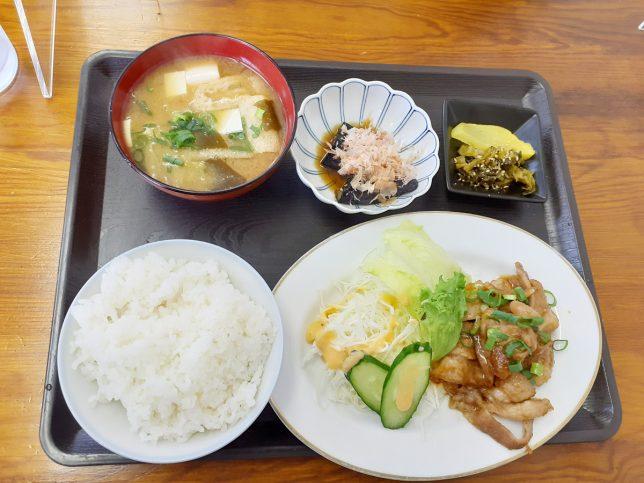 肉日替り ¥750