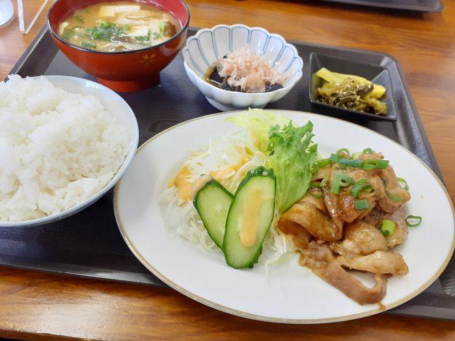 MANMA生姜焼きアップ1