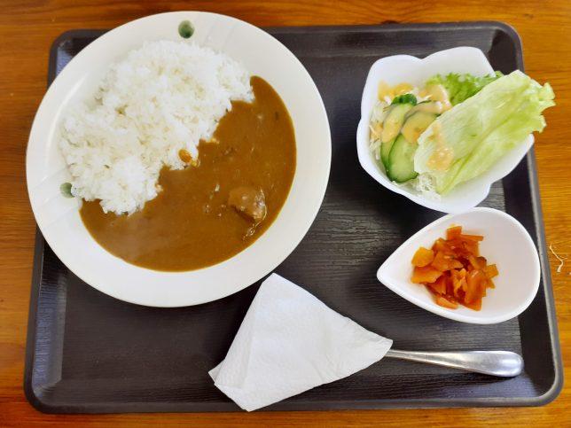 ビーフカレー ¥850