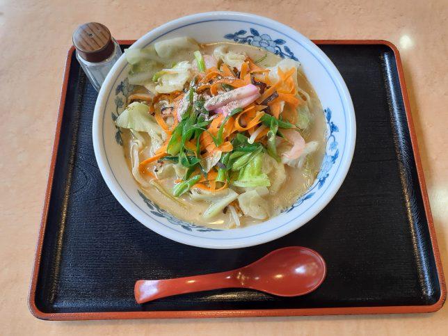 天火麺(てんぽうめん) ¥880