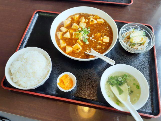 麻婆豆腐 ¥750