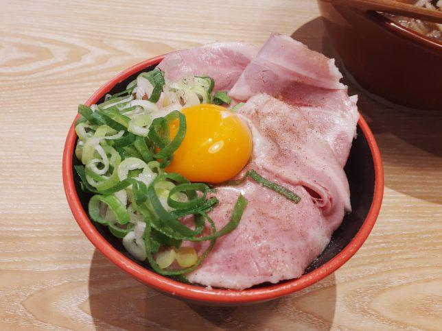 銀とら丼 ¥490
